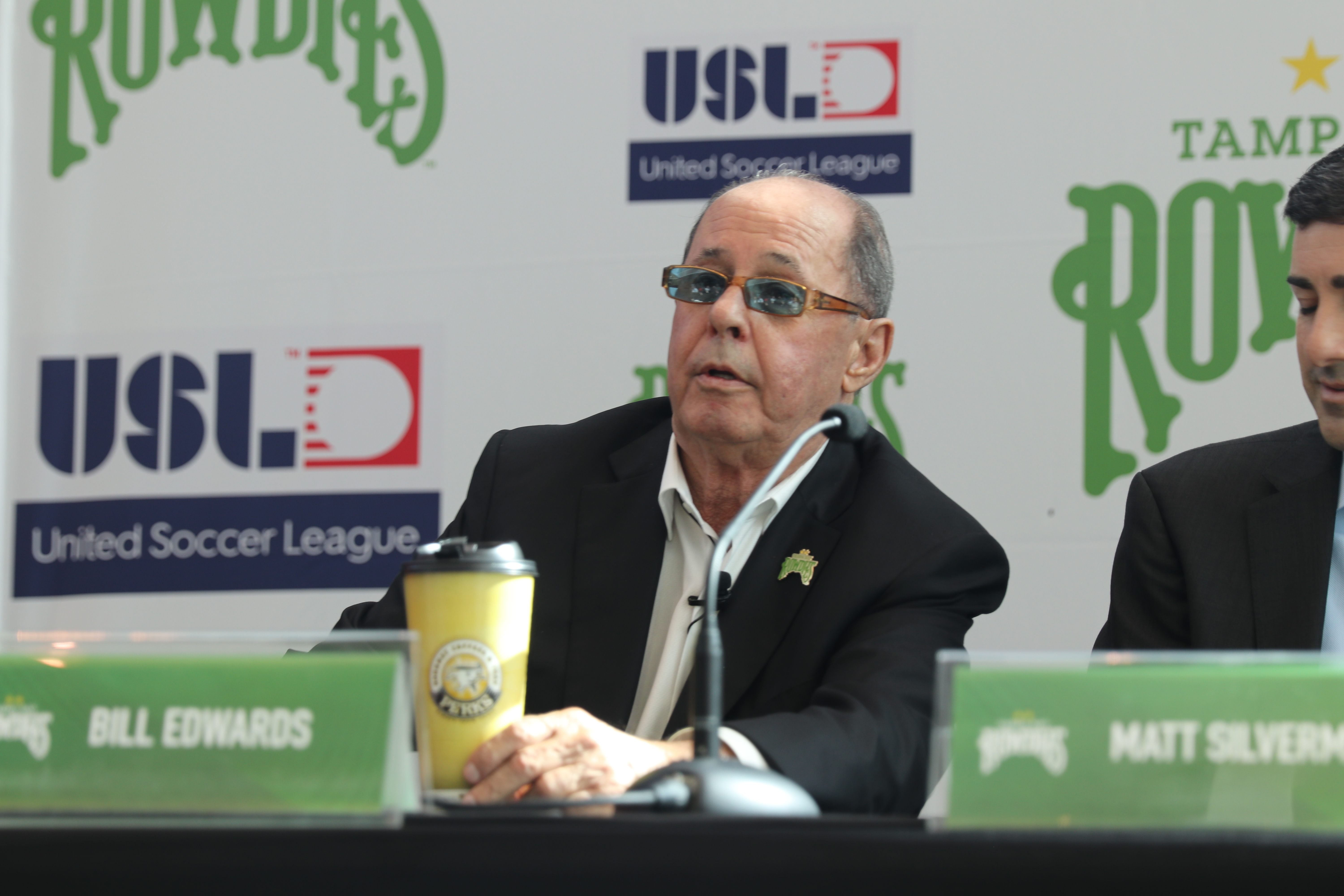 Rays - Rowdies Press Conference
